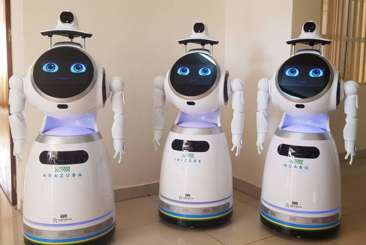 Robots Are Overtaking The World!