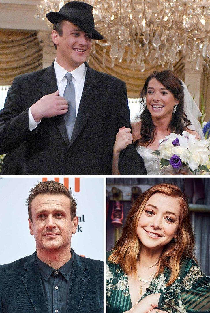 Famous On-Screen Couples Now And Then