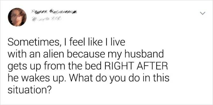 Living With A Man Is Not That Easy…