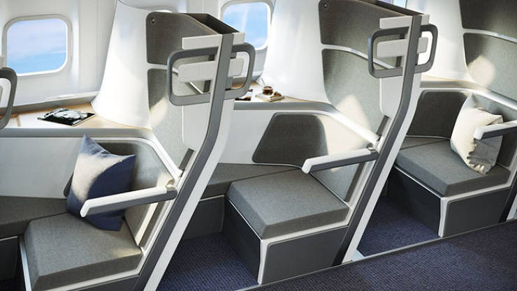 Economy Class Airplane Seats We Deserved!