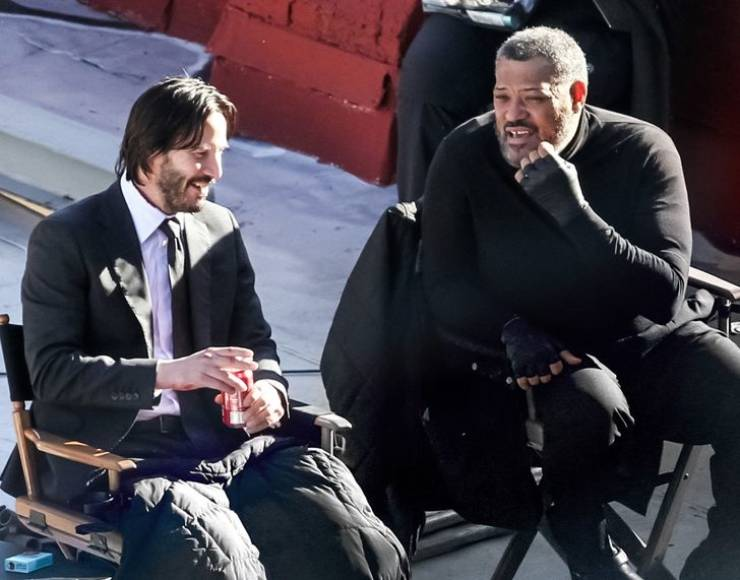 Keanu Reeves Is Such A Nice Guy!