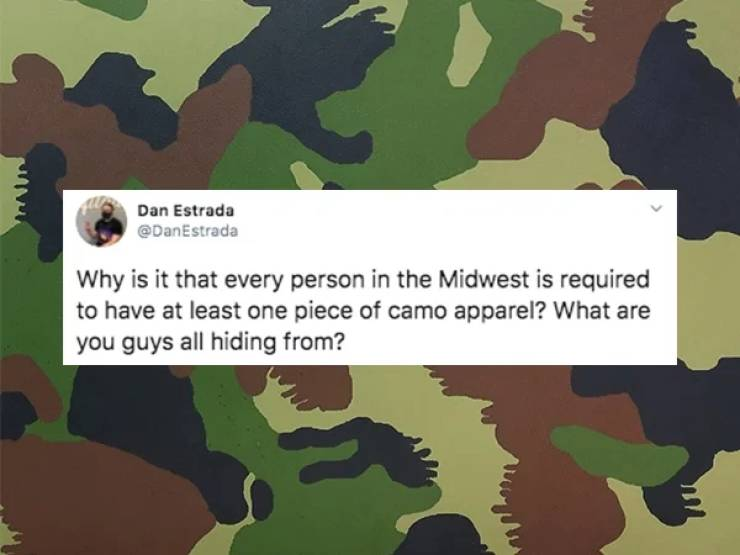 Midwesterners Are Mysterious People…