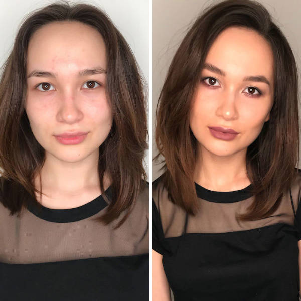 Self-Makeup Vs. Professional Makeup