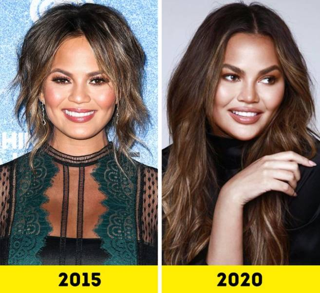 Celebs Who've Gone Through A Lot Of Changes Over The Last Five Years