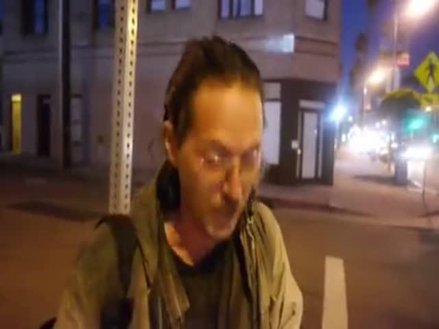 Homeless Guy's Three Wishes