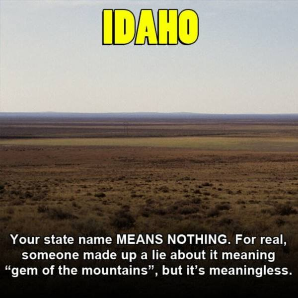 Most Embarrassing Thing About Every American State
