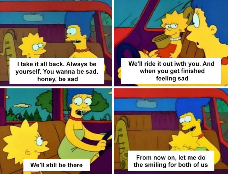 """The Simpsons"" Is Actually Quite A Wholesome Show!"