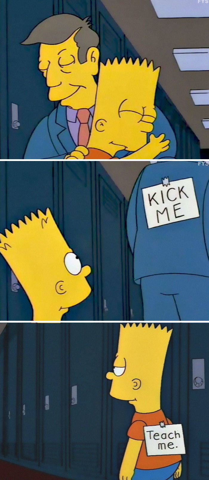 """""""The Simpsons"""" Is Actually Quite A Wholesome Show!"""