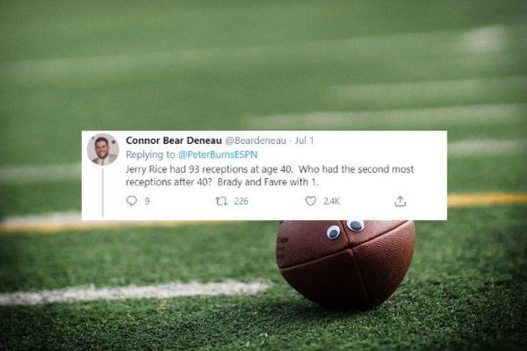 Impressive Random Facts About (Mostly American) Sports