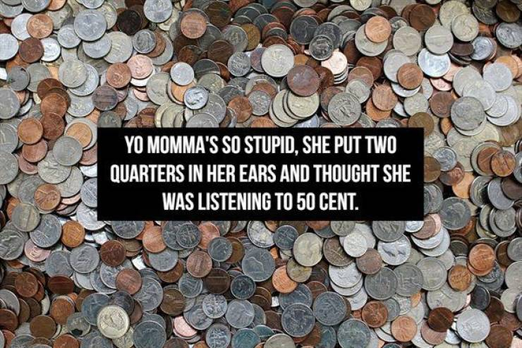 "Sink To The Lowest Of Lows With These ""Yo Mama"" Jokes"