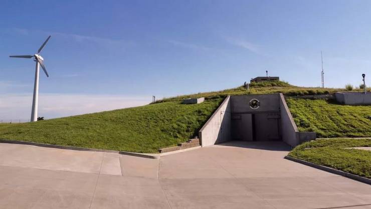 This Bunker Is The Perfect Place To Live In During The End Of The World, For Just $1.5 Million
