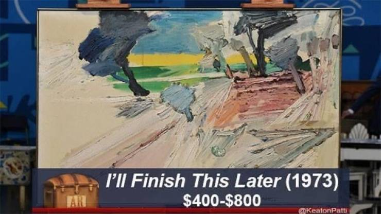 "These ""Antiques Roadshow"" Memes Cost Way Too Much…"