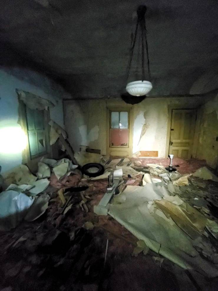 This Attic Is The Stuff Of Nightmares!