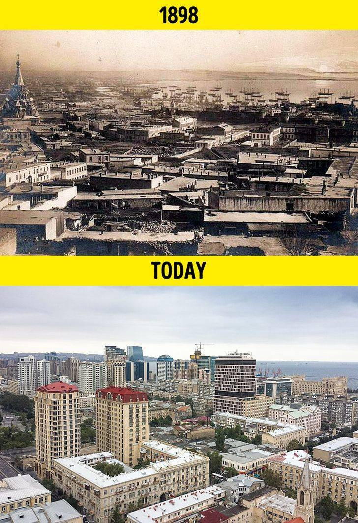 Our World Was So Different 100 Years Ago…