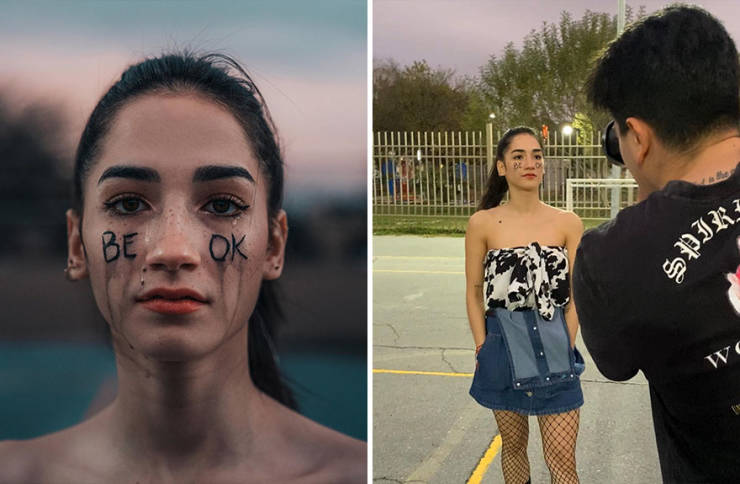 Photographer Shows What Stays Behind Those Artistic Instagram Photos