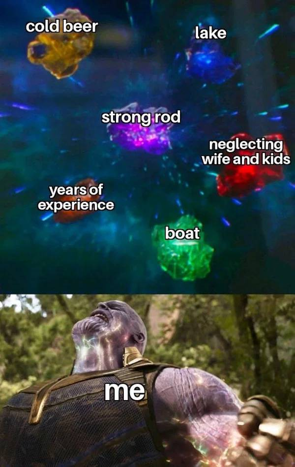 Catch A Big One With These Fishing Memes