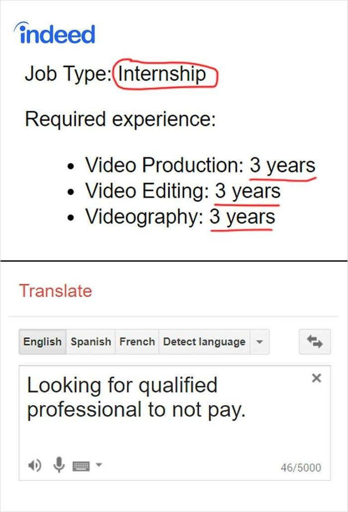Job Expectations Are Never Realistic…