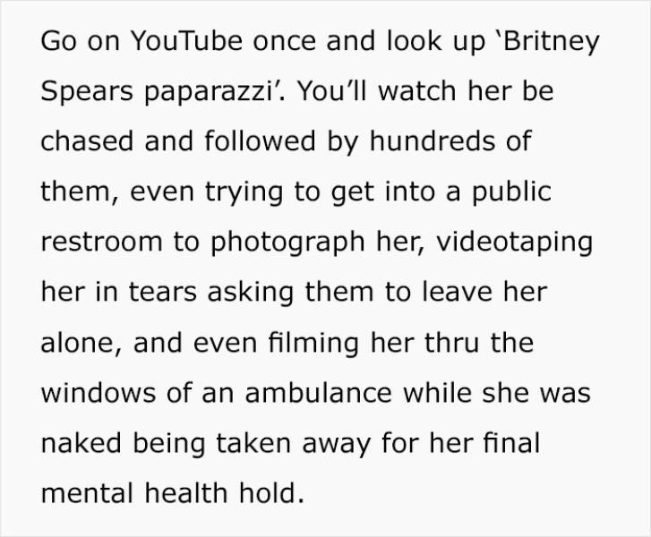 Member Of #FreeBritney Movement Writes A Post About Britney Spears' Current Hardships