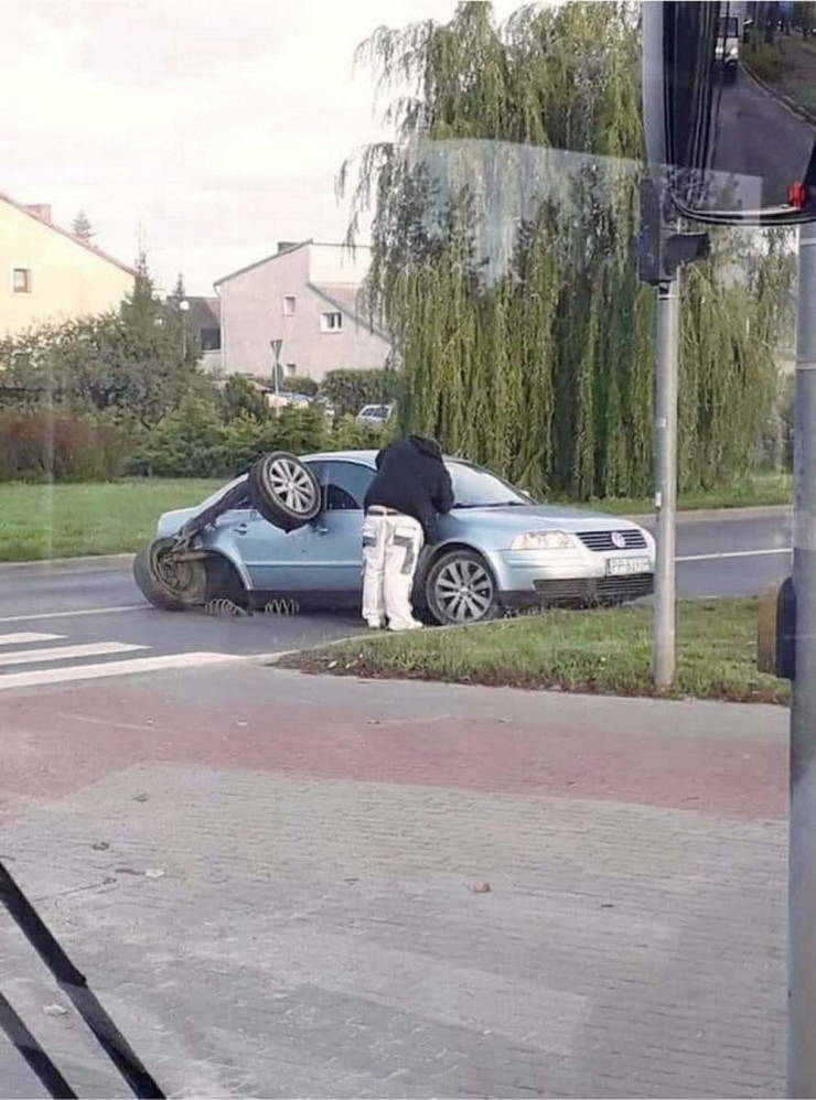 Horse-Powered Car Humor