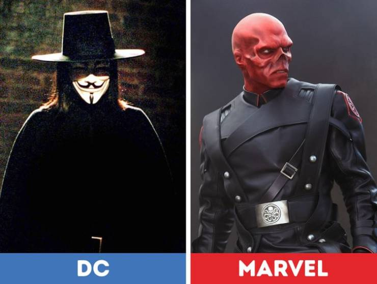 "Superhero Actors And Actresses Who Were Seen Both In ""Marvel"" And ""DC"" Universes"