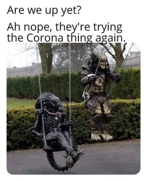 Viral Memes About Coronavirus Pandemic