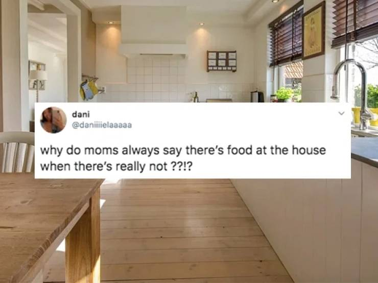 Why Do Moms Always Do This…