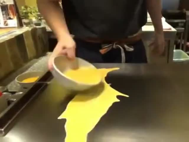 Easy Way To Make An Omelette
