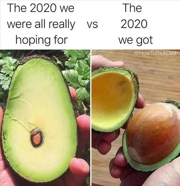 2020, Please, Just Stop It Already!