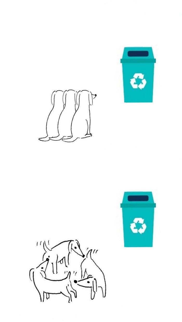These Comics Are Way Too Clever…