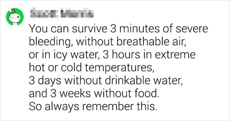 Little-Known Facts That Could Save Lives