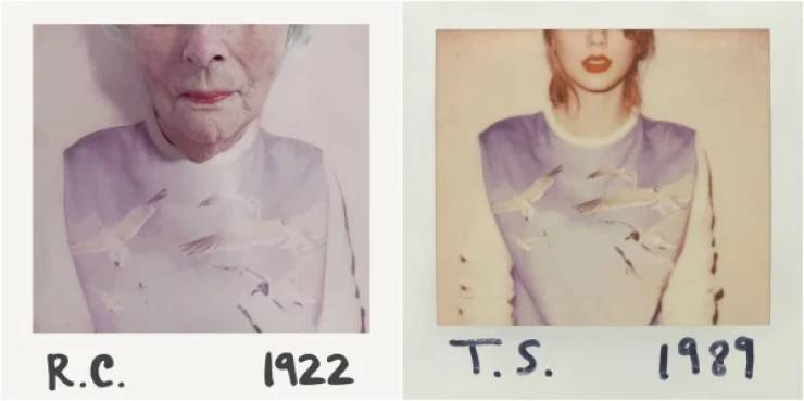 Nursing Home Elders Recreate Famous Album Covers