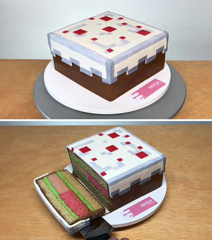 These Are Cakes?!