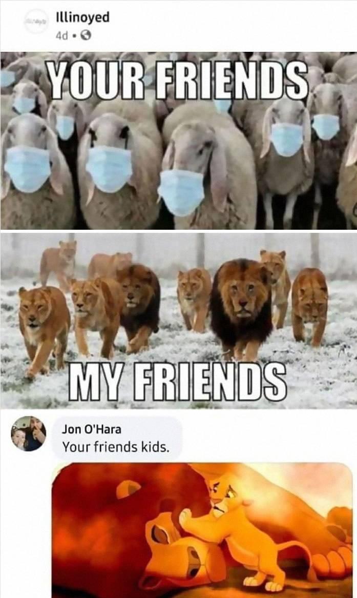 These Coronavirus Jokes Are Kinda Savage…