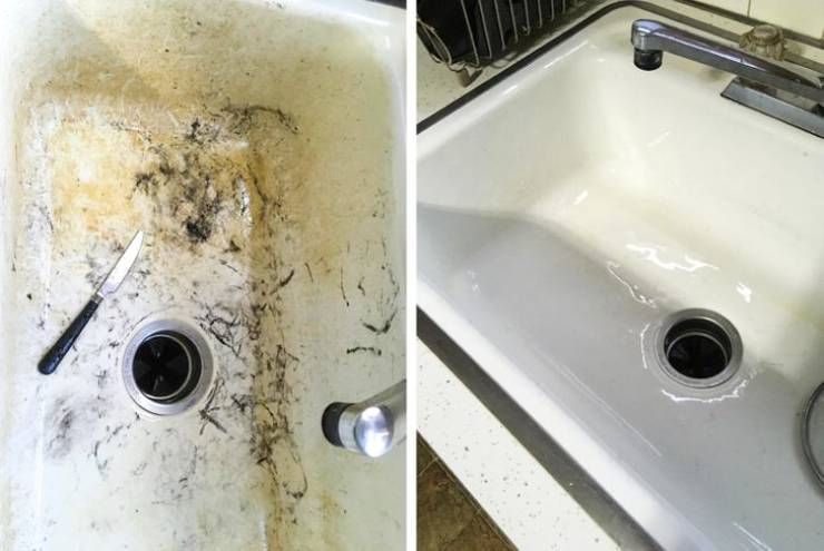 Anything Dirty Can Be Cleaned Again!