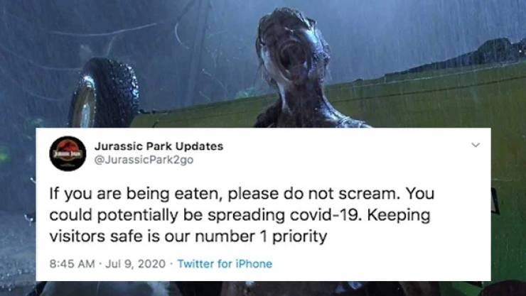 Jurassic Park Is Open Again, But Isn't It Too Soon?
