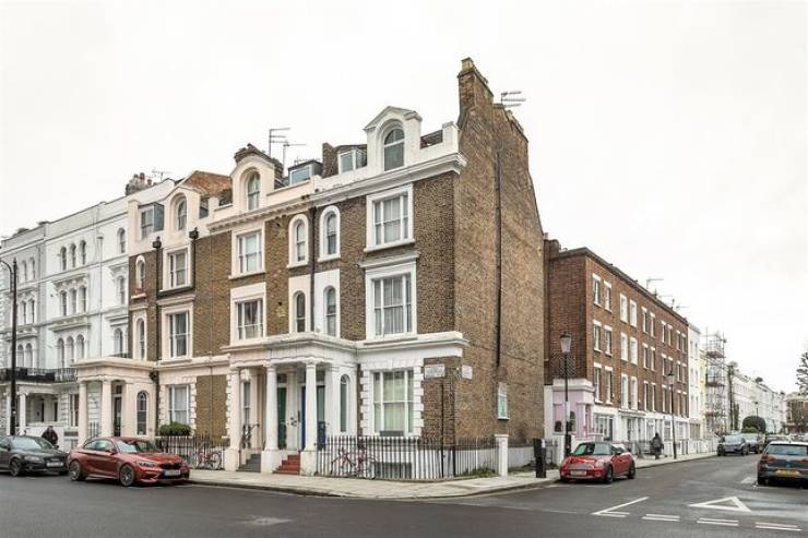 London Homes Are Never Cheap…