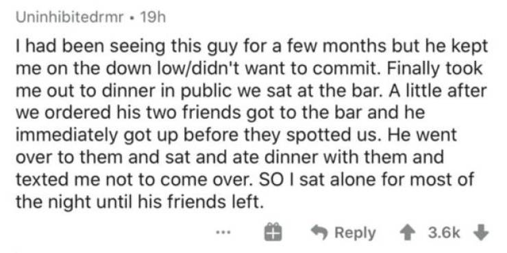 Worst. Dates. Ever.