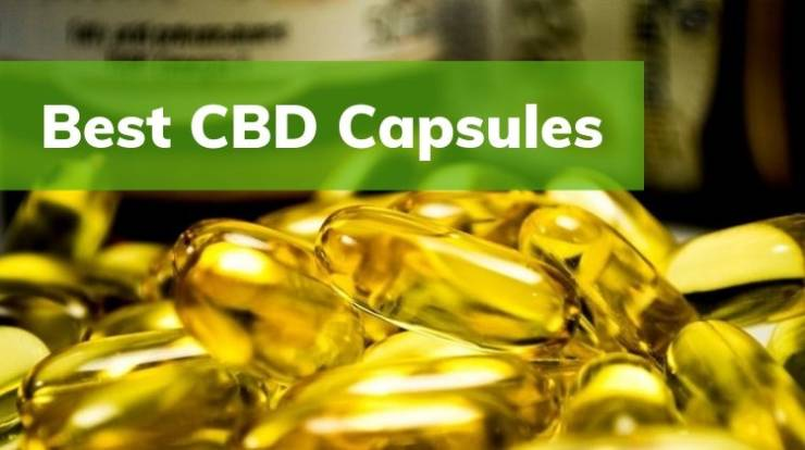 Best CBD Capsules: Buyer