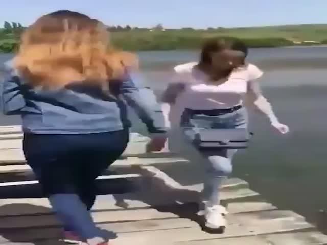 Such A Graceful Jump!