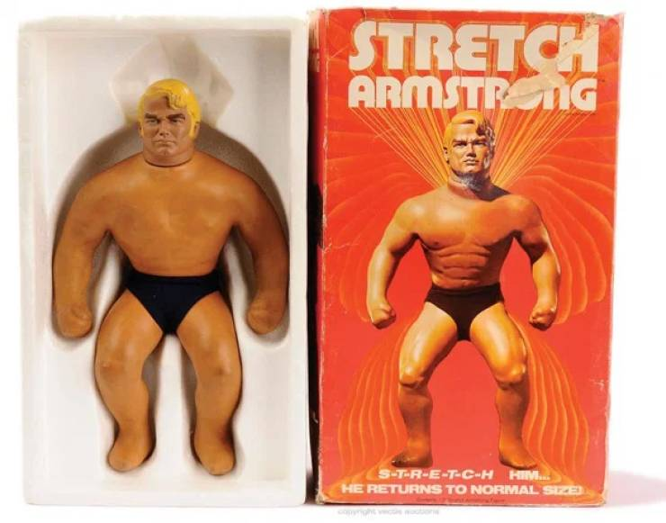 These Vintage Toy Lines Totally Deserved Their Epic Cartoons!