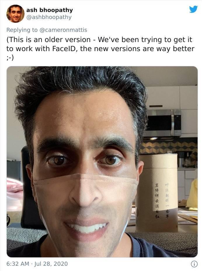 Custom Face Masks Don't Always Work…