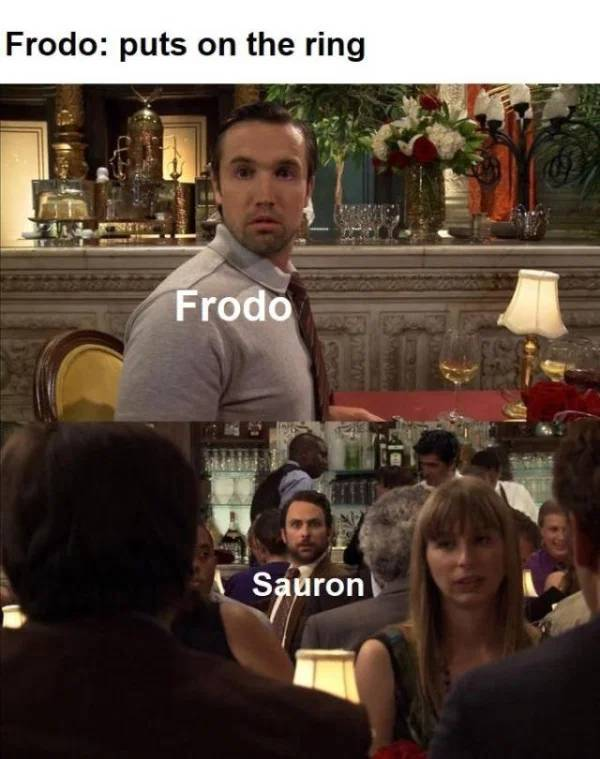 "The Fellowship Of ""The Lord Of The Rings"" Memes"