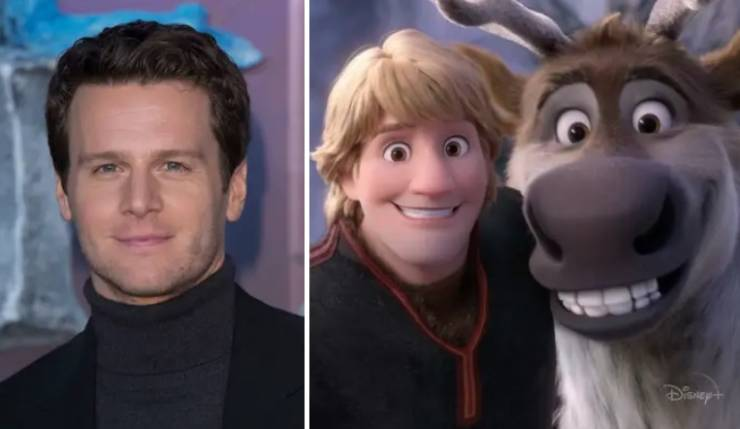 Disney Characters And Celebs Who Voiced Them