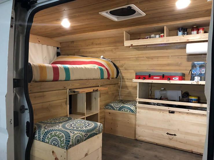 Enjoy The Van Life