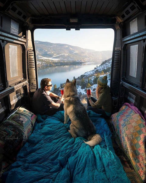 Enjoy The Van Life