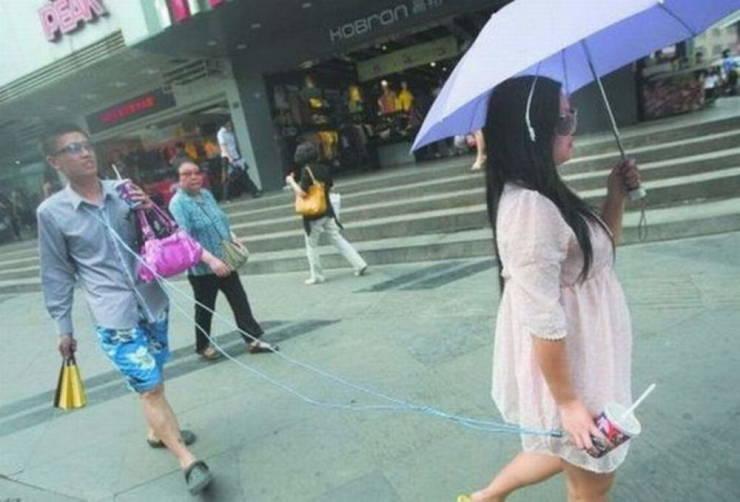 Asia Is Very Strange…