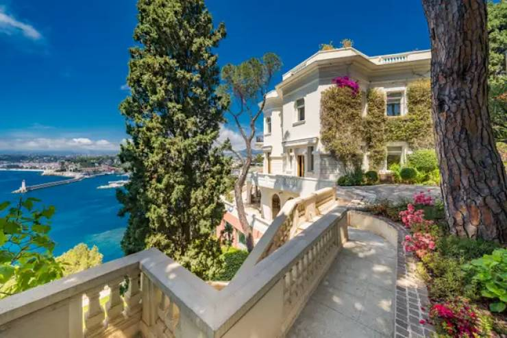 This French Riviera Villa Once Belonged To Sean Connery And Is Now For Sale For $34 Million
