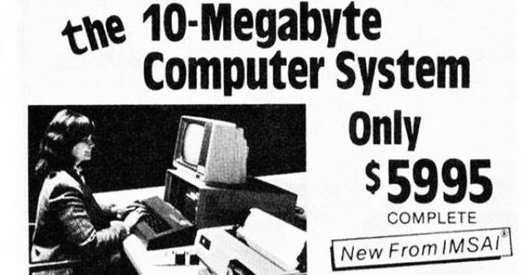 Vintage Technology Was Ridiculously Expensive!