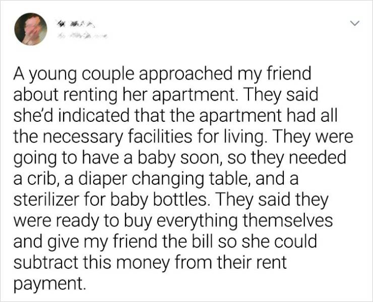 Renting Is A Wild, Wild World