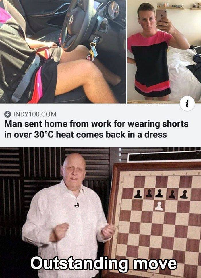 What An Outstanding Move!